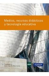 E-book Medios, recursos didáctios y tecnología educativa