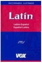 Papel DICCIONARIO ILUSTRADO VOX LATIN LATINO-ESPAÑOL-LATINO