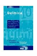 Papel DICCIONARIO ESENCIAL DE QUIMICA + PRACTICO RESUMEN DE F  ORMULAS (BOLSILLO)