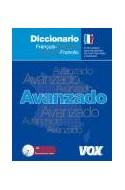 Papel DICCIONARIO AVANZADO FRANCAIS ESPAÑOL ESPAÑOL FRANCES