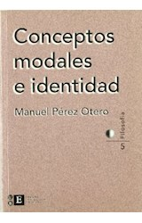 Papel CONCEPTOS MODALES E IDENTIDAD