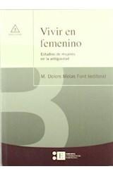 Papel VIVIR EN FEMENINO