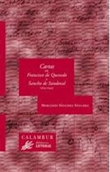 Papel Cartas de Francisco de Quevedo a Sancho de Sandoval
