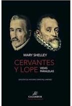 Papel Cervantes y Lope: Vidas paralelas