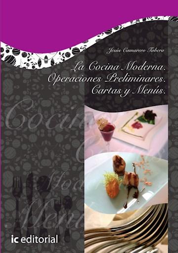 Papel La Cocina Moderna. Operaciones Preliminares. Cartas Y Menús