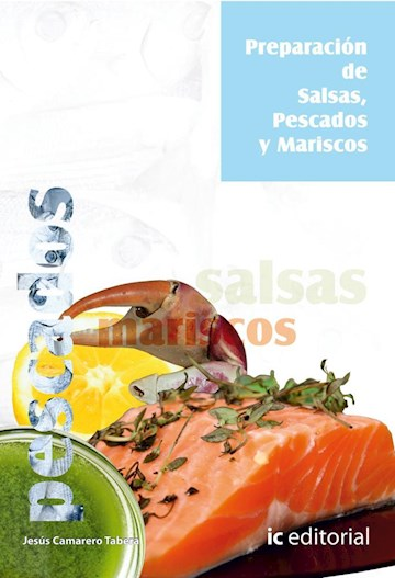 Papel Preparación De Salsas. Pescados Y Mariscos