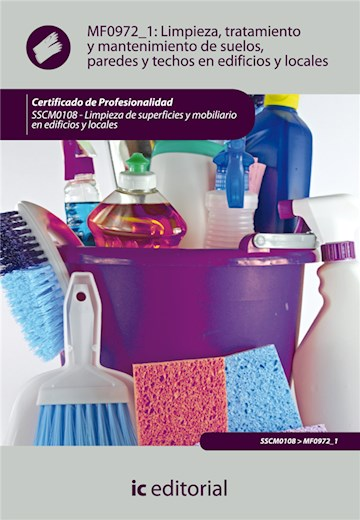 Papel Limpieza, Tratamiento Y Mantenimiento De Suelos, Paredes Y Techos En Edificios Y Locales. Sscm0108 -