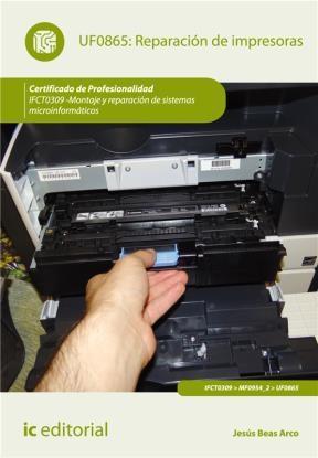 E-book Reparación De Impresoras