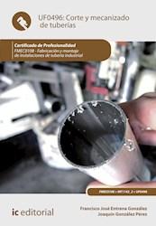 Libro Corte Y Mecanizado De Tuberias. Fmec0108 - Fabric