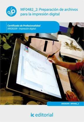 E-book Preparación De Archivos Para La Impresión Digital