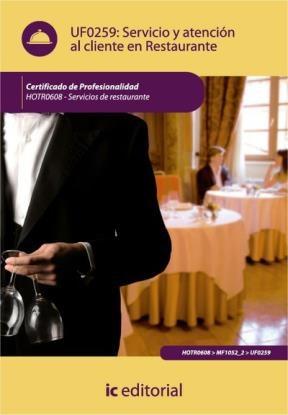 E-book Servicio Y Atención Al Cliente En Restaurante