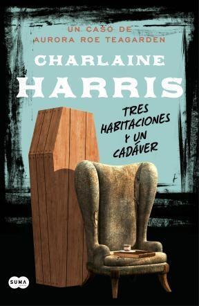 E-book Tres Habitaciones Y Un Cadáver (Serie Aurora Roe Teagarden 3)