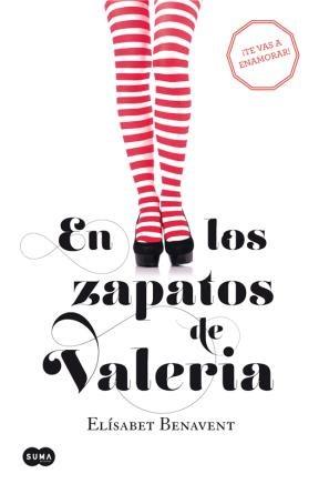 E-book En Los Zapatos De Valeria (Saga Valeria 1)