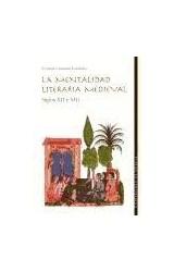 Papel LA MENTALIDAD LITERARIA MEDIEVAL. SIGLOS XII