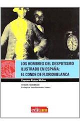 Papel Los hombres del despotismo ilustrado en España