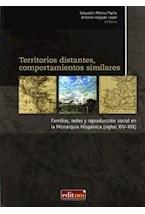 Papel Territorios distantes, comportamientos similiares
