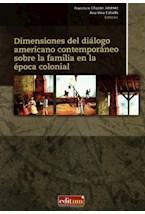 Papel DIMENSIONES DEL DIALOGO AMERICANO CONTEMPORA