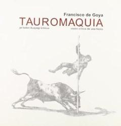 Papel Francisco De Goya : Tauromaquia