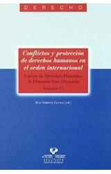 Papel Conflictos y protección de derechos humanos en el orden internacional