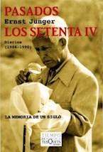 Papel PASADOS LOS SETENTA IV DIARIOS 1986-1990