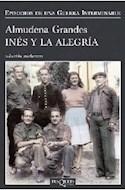 Papel INES Y LA ALEGRIA (COLECCION ANDANZAS) (RUSTICA)
