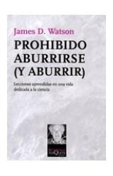 Papel PROHIBIDO ABURRIRSE (Y ABURRIR)