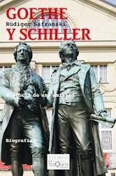 Libro Goethe Y Schiller