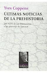 Papel ULTIMAS NOTICIAS DE LA PREHISTORIA