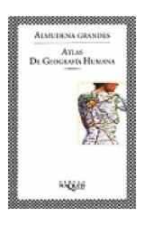 Papel ATLAS DE GEOGRAFIA HUMANA (COLECCION MAXI) (BOLSILLO) (RUSTICA)