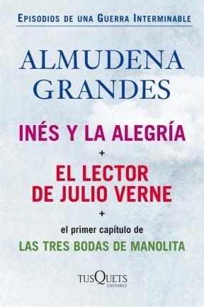 E-book Inés Y La Alegría + El Lector De Julio Verne (Pack)