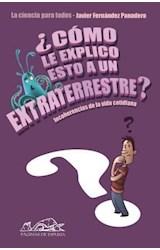Papel ¿Cómo le explico esto a un extraterrestre?