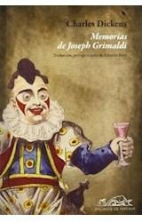 Papel MEMORIAS DE JOSEPH GRIMALDI