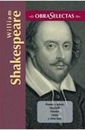 Papel OBRAS SELECTAS (SHAKESPEARE WILLIAM) (CARTONE)