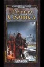 Papel Primera Cronica, La