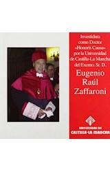 Papel INVESTIDURA COMO DOCTOR HONORIS CAUSA POR LA