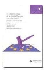 Papel El derecho penal en la Unión Europea