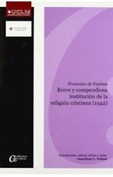 Papel Breve y compendiosa institución de la religión cristiana