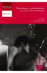Papel EMOCIONES Y SENTIMIENTOS: LA CONSTRUCCION