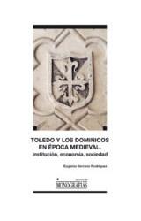 Papel TOLEDO Y LOS DOMINICOS EN LA EPOCA MEDIEVAL