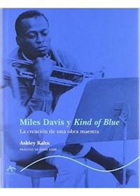 Papel Miles Davis Y Kind Of Blue  ( Td )