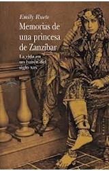 Papel MEMORIAS DE UNA PRINCESA DE ZANZIBAR