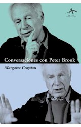 Papel CONVERSACIONES CON PETER BROOK