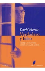 Papel VERDADERO Y FALSO