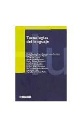 Papel Tecnologías del lenguaje