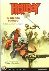 Papel Hellboy - El Ejercito Perdido
