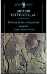 Papel HISTORIA DE LAS CIVILIZACIONES ANTIGUAS T. 1