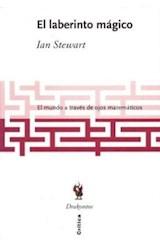 Papel LABERINTO MAGICO EL MUNDO A TRAVES DE OJOS MATEMATICOS (DRAKONTOS) (CARTONE)