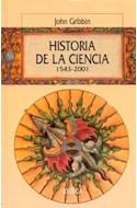 Papel HISTORIA DE LA CIENCIA 1543-2001 (SERIE MAYOR) (CARTONE  )