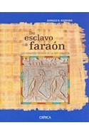 Papel DE ESCLAVO A FARAON LOS FARAONES NEGROS DE LA XXV DINASTICA (COLECCION EGIPTO) (CARTONE)