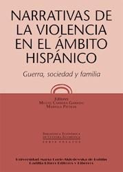 Libro Narrativas De La Violencia En El Ambito Hispanic